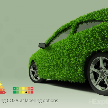 Testing CO2 / Car labelling options and consumer information