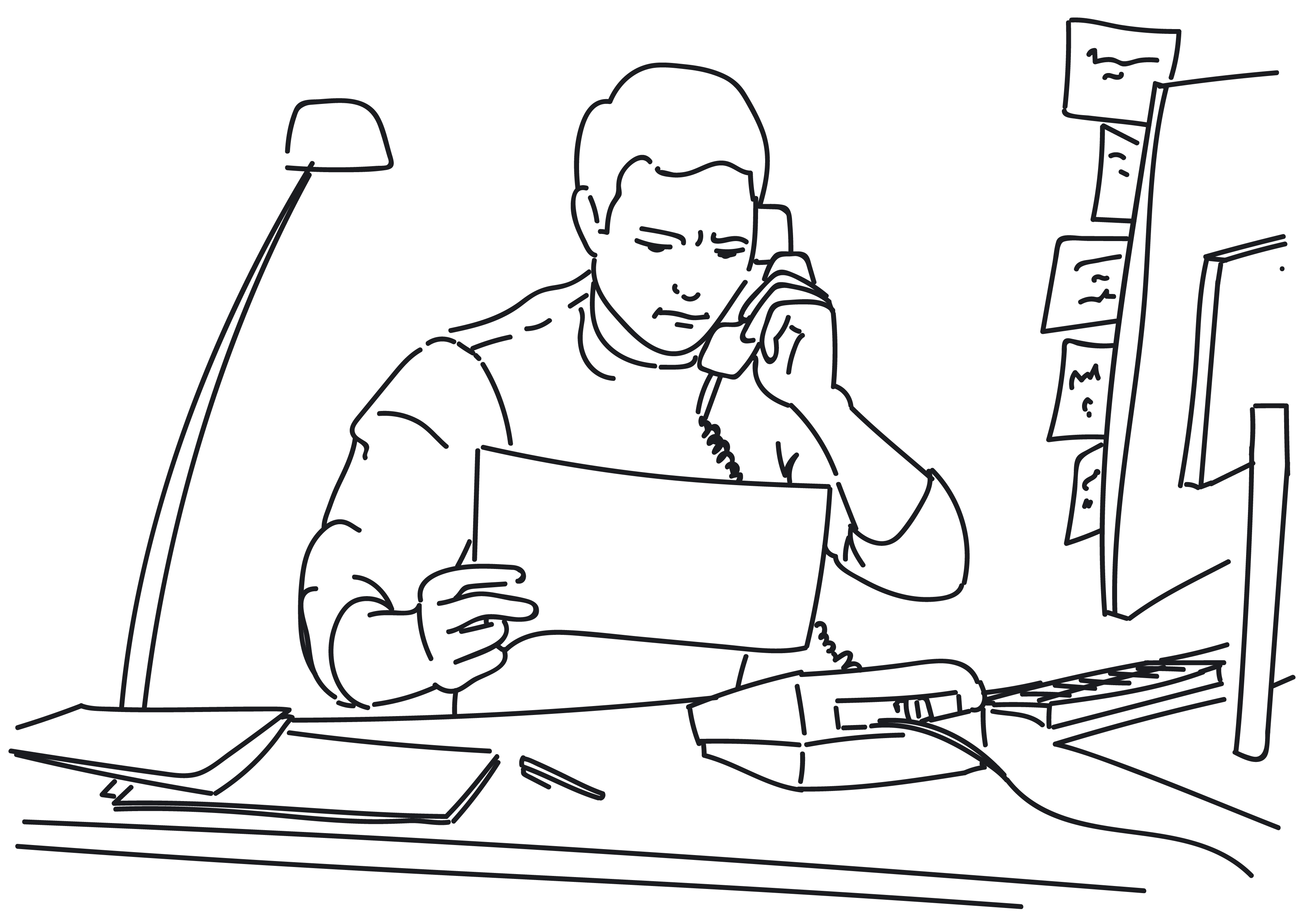 The Role of Cognitive Scarcity in Privacy Disclosure Behaviour. Illustration 1